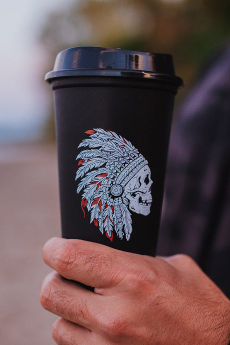 Trustless Tribe Travel Mug