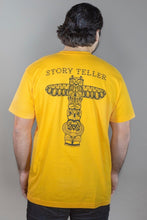 Load image into Gallery viewer, Story Teller GOLD T-Shirt