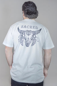 Sacred White T-Shirt