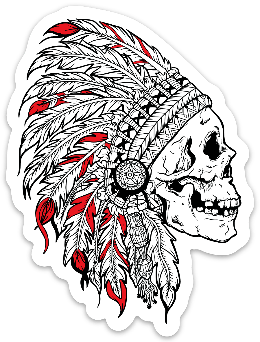 Trustless Chief Decal