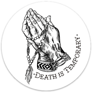 Death is Temporary Decal Version 2