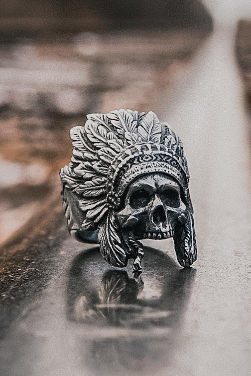 Warchief Ring