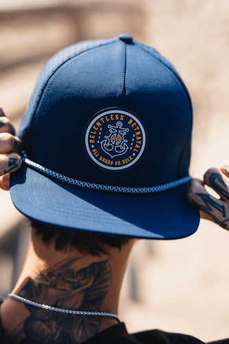 All Hands On Deck Hydro Snapback
