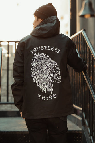 Trustless Chief Pullover Jacket