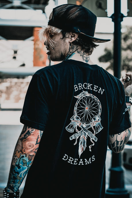 Broken Dreams RED T-Shirt