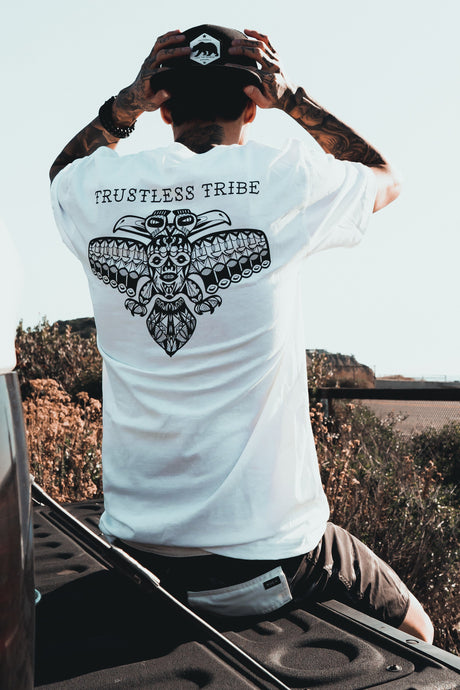 Thunderbird White T-Shirt