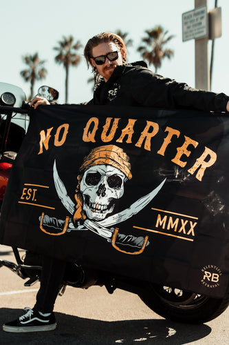 No Quarter Flag
