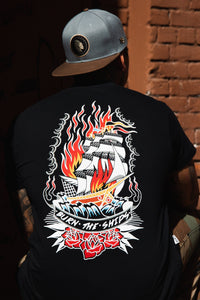 Burn The Ships Trad. T-Shirt