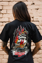Load image into Gallery viewer, Burn The Ships Trad. T-Shirt