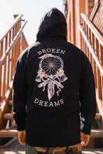 Load image into Gallery viewer, Broken Dreams Hoodie