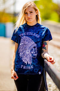 Trustless Chief Tie Dye T-Shirt