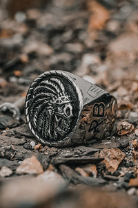Trustless Chief Stainless Steel Ring