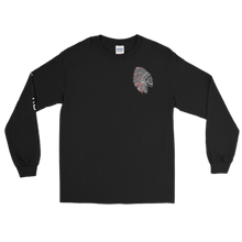 Load image into Gallery viewer, Trustless Chief Long Sleeve RED