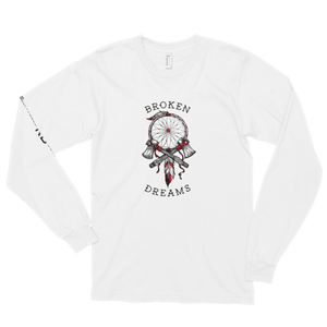 Broken Dreams Long Sleeve RED