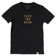 Load image into Gallery viewer, Take The Helm GOLD T-Shirt