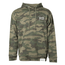 Load image into Gallery viewer, Trustless Chief Camo Hoodie