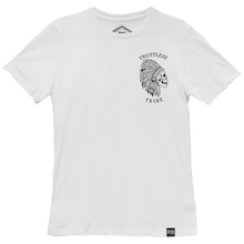 Load image into Gallery viewer, Trustless Chief White T-Shirt