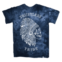 Load image into Gallery viewer, Trustless Chief Tie Dye T-Shirt