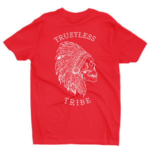 Trustless Chief red T-Shirt
