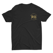 Load image into Gallery viewer, Trustless Chief GOLD Foil T-Shirt