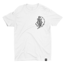 Load image into Gallery viewer, Take The Helm White T-Shirt