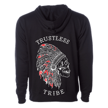 Load image into Gallery viewer, Trustless Chief Hoodie RED
