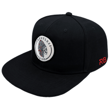 Load image into Gallery viewer, Trustless Tribe RED Snapback