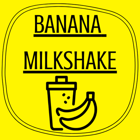 BANANA MILKSHAKE - You vape