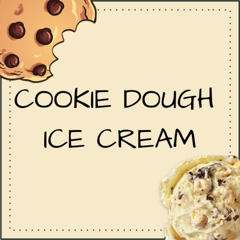 COOKIE DOUGH ICE CREAM - Blend & Vape