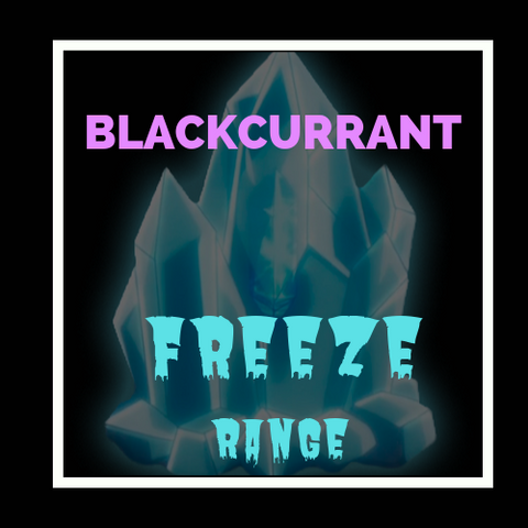 Blackcurrant FREEZE - You vape