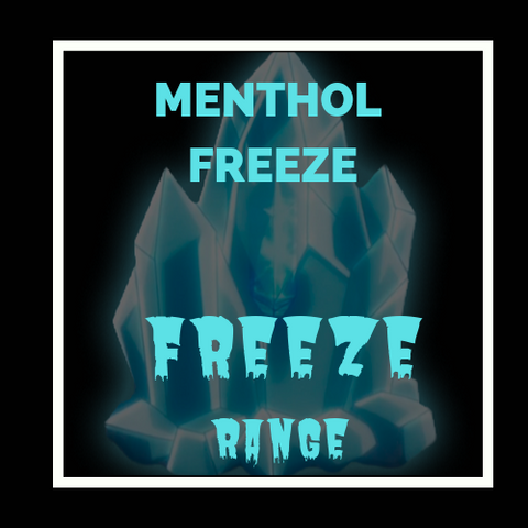 Menthol FREEZE - You vape