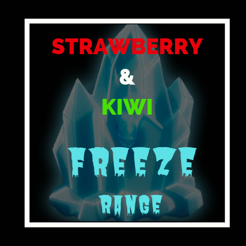 Strawberry Kiwi FREEZE - You vape