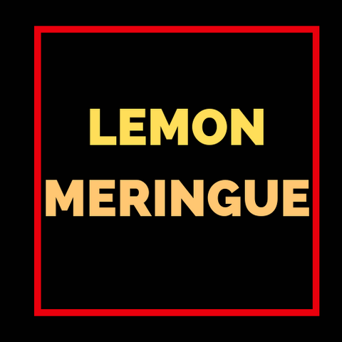 Lemon meringue - Blend & Vape