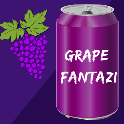 GRAPE FANTAZI - Blend & Vape