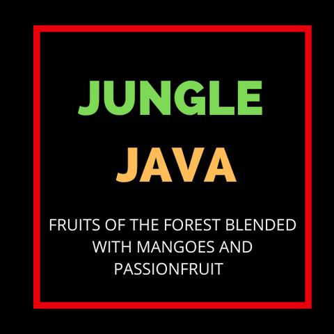 JUNGLE JAVA - Blend & Vape