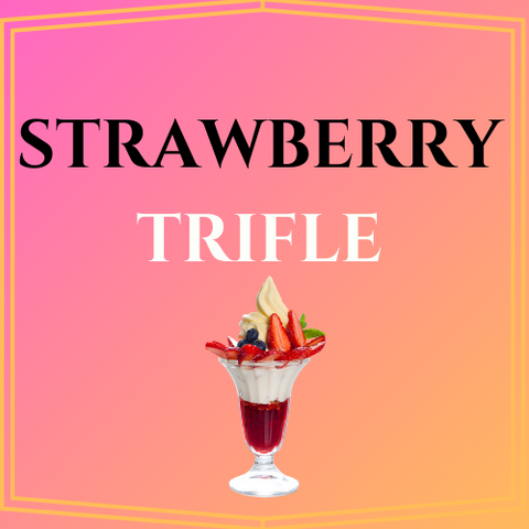 STRAWBERRY TRIFLE - Blend & Vape