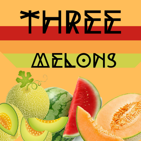 THREE MELONS - You vape