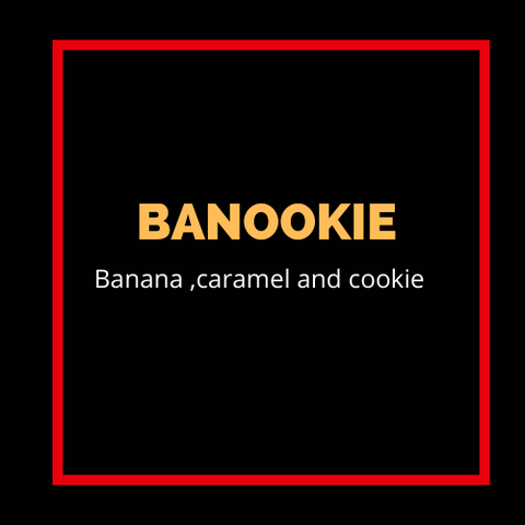 BANOOKIE - You vape