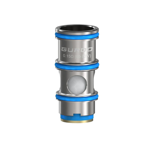 Aspire GUROO tank  replacement coils - pack of 3 - Blend & Vape