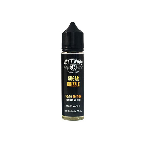 Sugar Drizzle By Cuttwood - Short Fill 50ml - You vape
