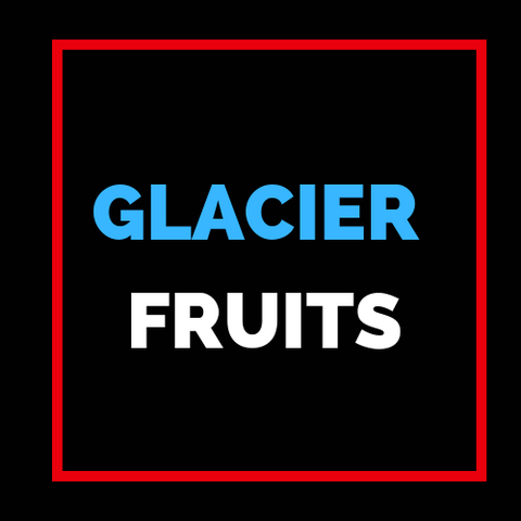 30 ML-  50/50 - Glacier fruits (Nic salt e liquid ) - You vape