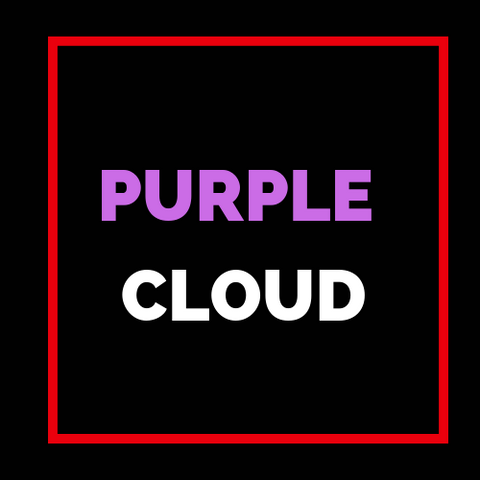 Purple cloud - Blend & Vape