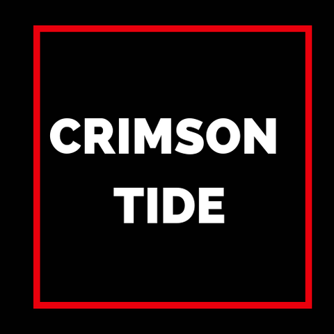 30 ML-  50/50 - Crimson tide  (Nic salt e liquid ) - You vape