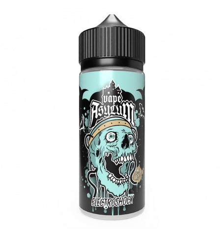120 ml - Vape asylum - electroshock  (inc 2 nic shots) - You vape