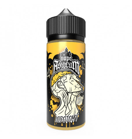 120 ml - Vape asylum - Labotomy (inc 2 nic shots) - You vape
