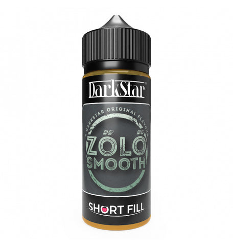 120 ml - Darkstar - zolo smooth  (inc 2 nic shots) - You vape