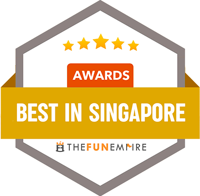 Best Eco Friendly Brand In Singapore Award!