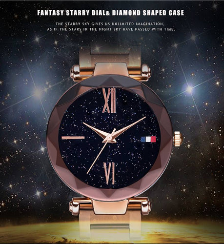 2018 high quality starry watch Exclusive Watch