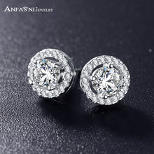 Load image into Gallery viewer, Romantic  Cubic Zirconia Stone Luxury Earrings 2018