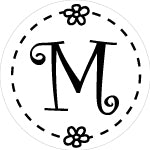 Kid's Monogram Stamps